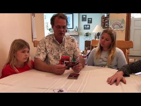 How To Play American History Go Fish And Collect The Cards