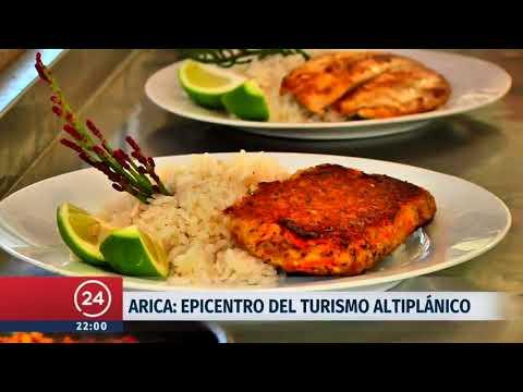 Arica el epicentro del turismo Altipláno