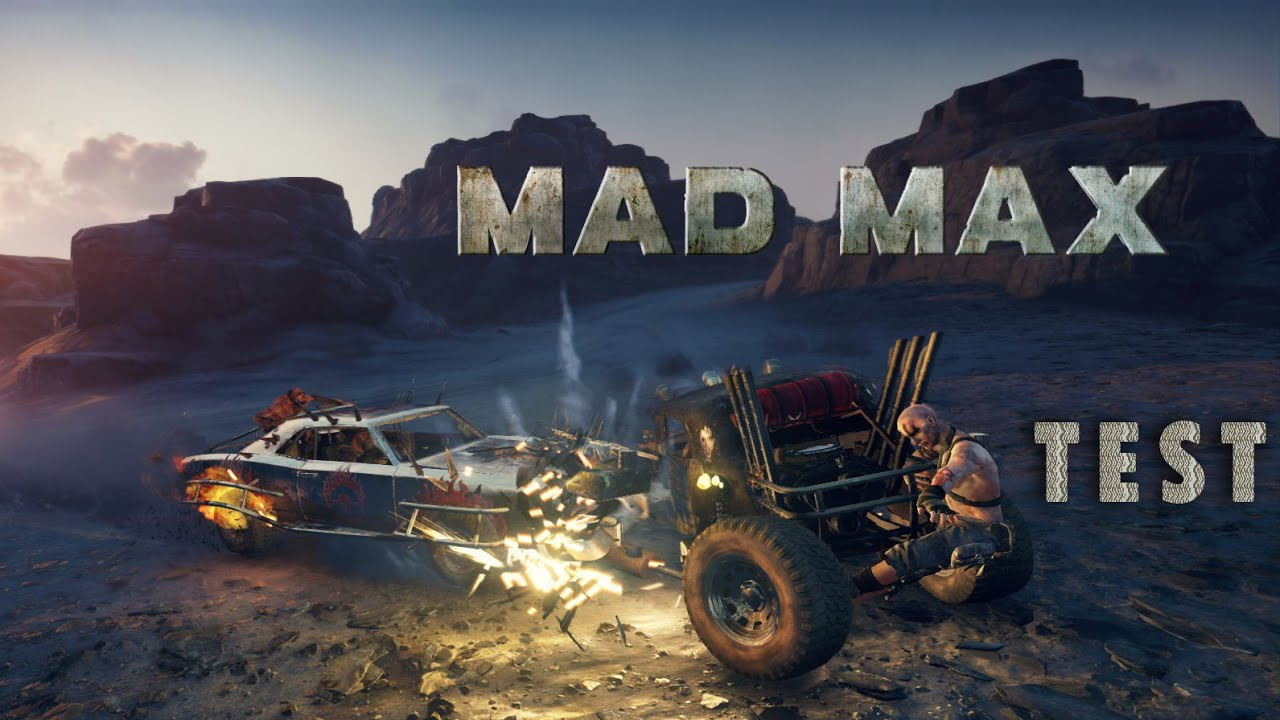 mad max test 1 gameplay voiture youtube. Black Bedroom Furniture Sets. Home Design Ideas