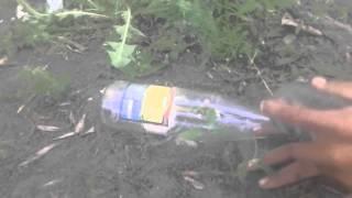 Как вытащить палец из бутылки