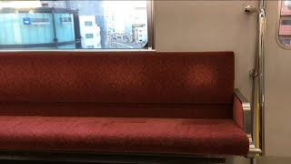 【三菱IGBT】近鉄7020系7122F(HL22)走行音 / Kintetsu-7020 sound