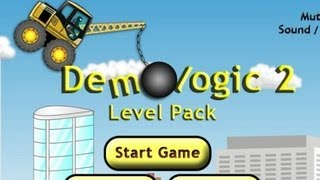 Demologic 2 level pack Level1-25 Walkthrough