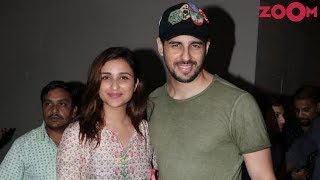Parneeti Chopra's Easy-Breezy Look | Sidharth Malhotra Goes Casual In Tee And Denims | Style Today