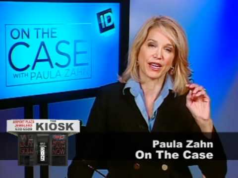 The Kiosk Presents:On the Case With Paula Zahn Interview