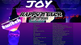 HAPPY'N'TECK 12/02/2021  mixed by JOY live on TWITCH