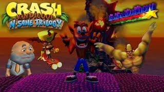 [ᴳᵃᵐᶦᶰᵍ] Crash Bandicoot: N. Sane Trilogy #4 | Bri…