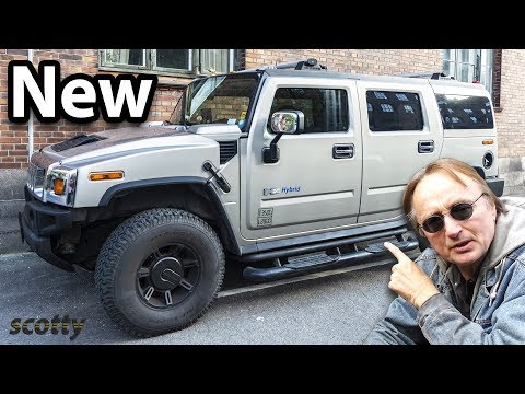 GM is Bringing Back the Hummer