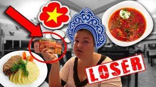 Нячанг 2019. Как РАЗВОДЯТ РУССКИХ туристов во Вьетнаме?! Кафе Журавли, Вьетнам еда и цены