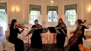 Wedding String Quartet Canon in D major Johann Pachelbel Resimi