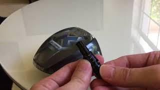 クランクゴルフの最新モデル、フォーミュラXのソケット調整方法をご説明...