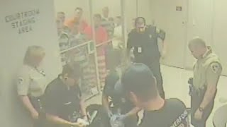 Texas Inmates Breaking Out of Cell to Help Jailer Suffering Apparent Heart Attack