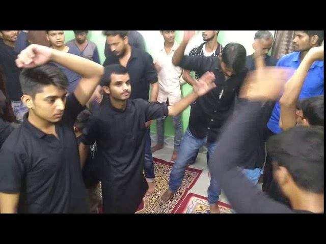 julus-e-alam banda azadari