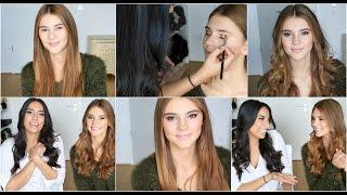 ICH SCHMINKE Stefanie Giesinger! | Make Up by Lamiya | Thumbnail