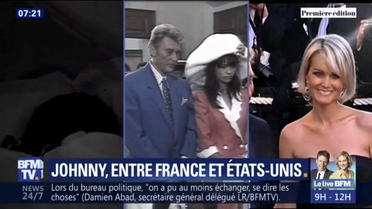 Johnny, plus Français qu'Américain?