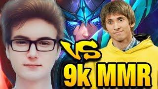 Miracle- vs Dendi Mid Lane - 9k Power Is Real Dota 2