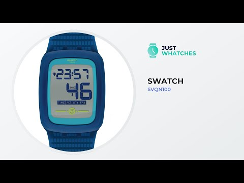 Swatch SVQN100 Watches for Men Honest 360°, Prices, Detailed Specs