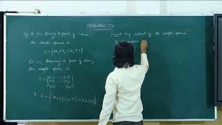 II PUC   MATHEMATICS   PROBABILITY - 01