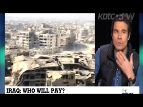 Who SHOULD Pay For The Reconstruction Of Iraq?