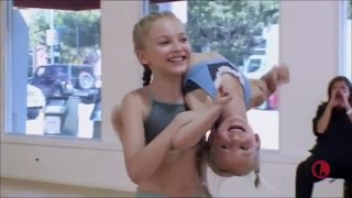 Dance Moms - Brynn And Lilliana's Duet Rehearsal - The Bad Deed (S6,E27)