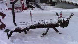Пермь. Кинотеатр Кристалл