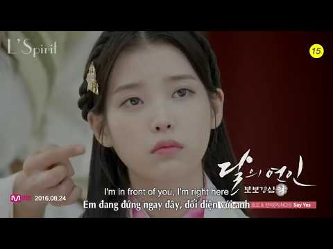 [Engsub+Vietsub] Say Yes - Punch, Loco - Moon Lovers: Scarlet Heart Ryeo OST Part 2