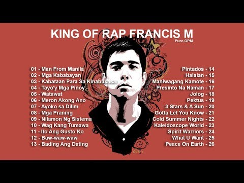 Francis Magalona King of Rap Greatest Hist / Collection POPM