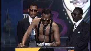 MC Hammer Wins Soul/RnB Single - AMA 1991