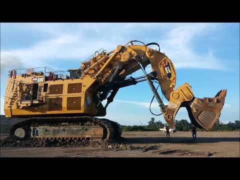 Cat 6090FS SN 40014