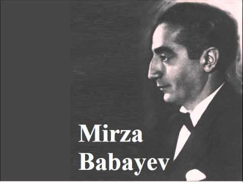 Mirzə Babayev - Kəpənək