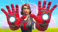 NEW AVENGERS ENDGAME MODE!! *Iron Man, Thor, Captain America* (Fortnite Battle Royale LIVE)