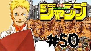Weekly Shonen Jump Vol 50 Review