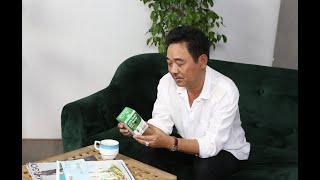 Táo Quân 2019_NSƯT Quốc Khánh chia sẻ bí quyết hết gan nhiễm mỡ, men gan cao bằng Gan Nhó Kỳ Nam