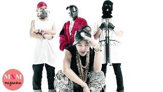 [J - Vreview] Top 10 Rapper Của Xứ Sở Kim Chi