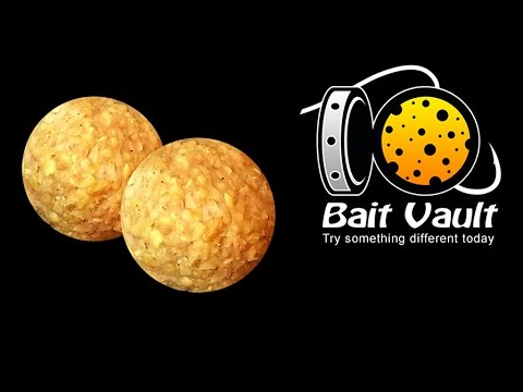 Mighty Meaty Boilies - Catfish Bait Recipe