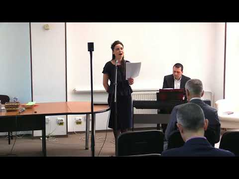Sunt un pribeag - Larisa Anton & Pianistul Azs