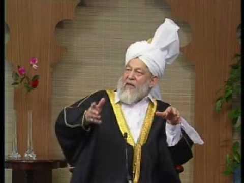 The Ahmadiyya Muslim Community (Urdu)