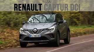 Essai Renault Captur dCi 115 EDC7 Initiale Paris 2019