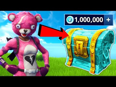 WHO WANTS TO BE A VBUCKS MILLIONARE GAME!!! - Fortnite Battle Royale