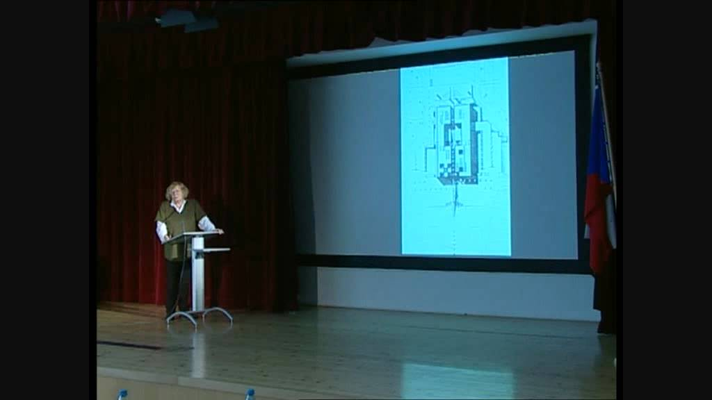 Architektura v perspektivě 2012: Alena Šrámková