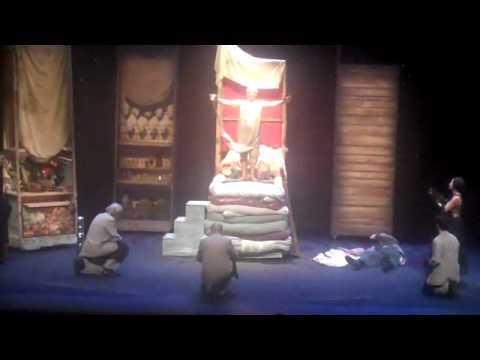 Caligula au Théâtre Roger Barat d'Herblay