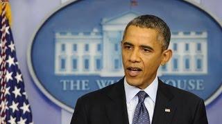 Obama on Terrorism in Africa