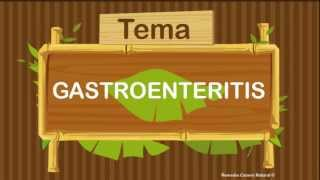 Jugo natural para gastroenteritis