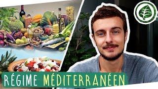 RÉGIME MÉDITERRANÉEN : manger sainement ET se faire plaisir !!