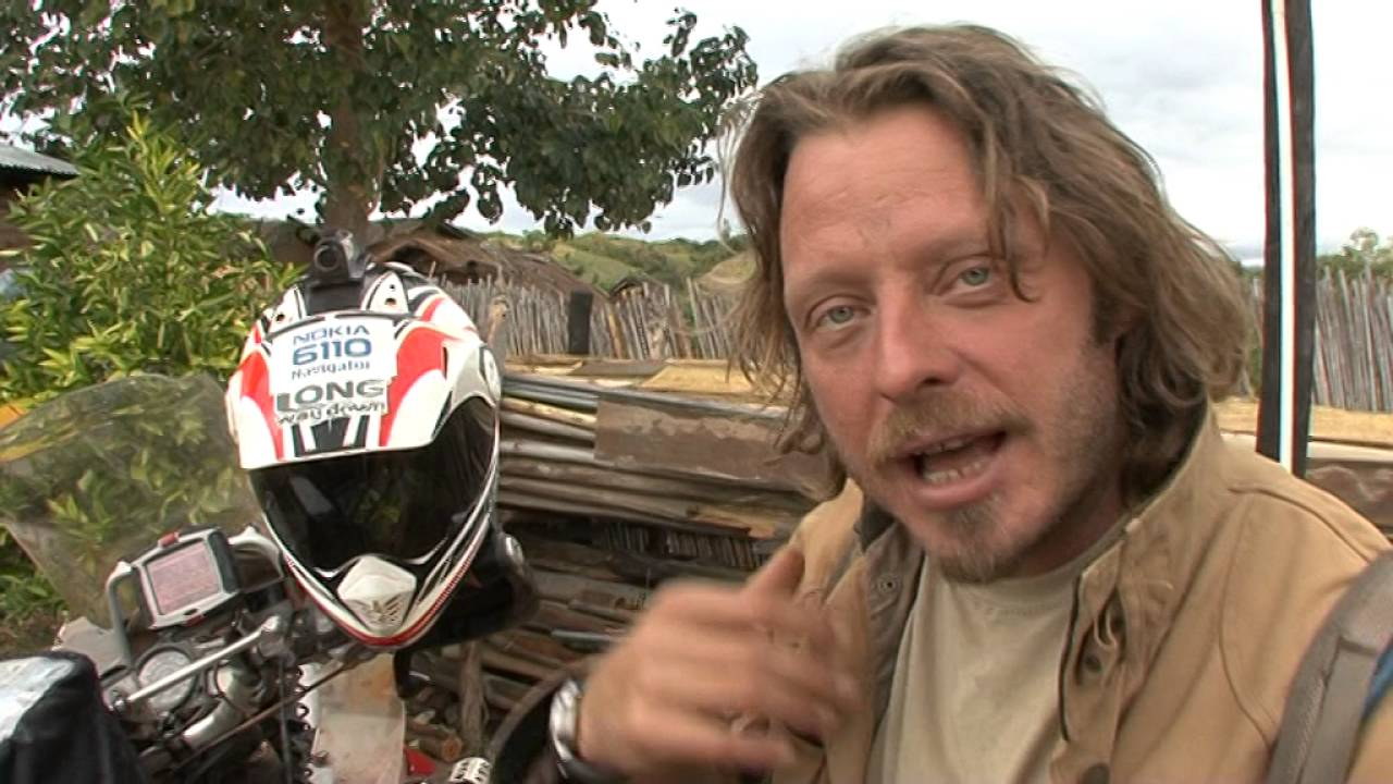 2007 Ride For Doug - Ewan McGregor and Charley Boorman ...
