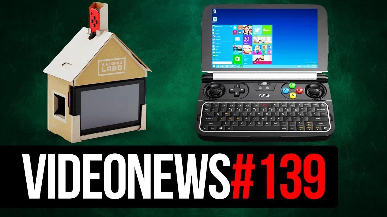Polski Bitcoin, Elastyczny Samsung, Nintendo Lab – VideoNews #139