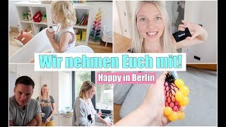 Neue Freunde in Berlin? ❤️ | Unser Büro | Privatschule für Leona | Isabeau