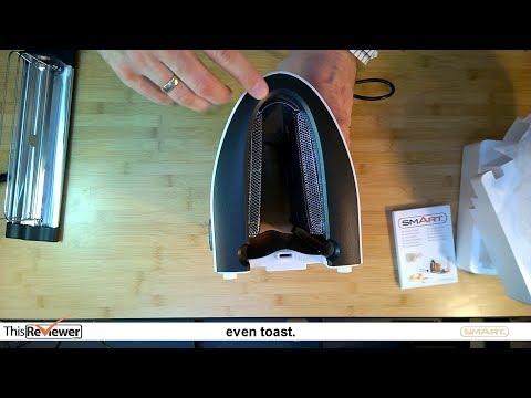 How to toast the best toast ever with the tunnel toaster!!