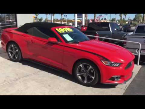 Diana a quick video on the Ford Mustang