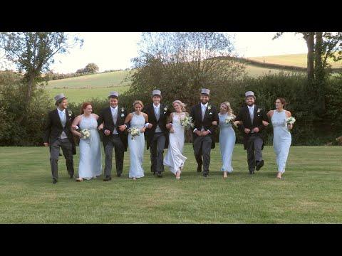 A Perfect Memory | Wedding | Film | St Stephens Church | Videography | Priston Mill | Bath
