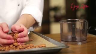 Как готовить миндальную крошку